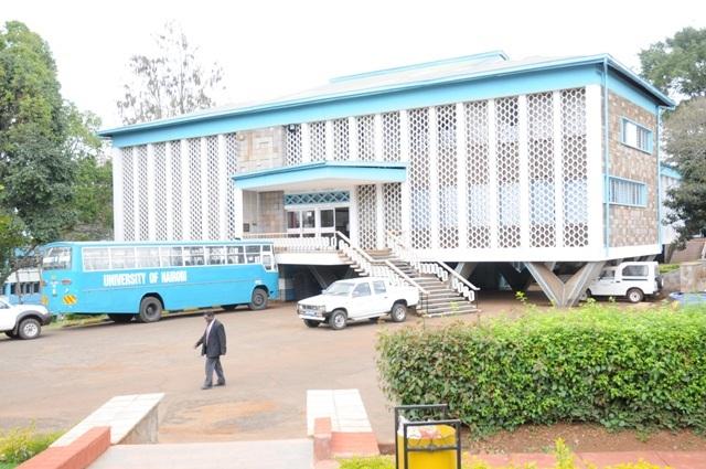 university of nairobi contacts