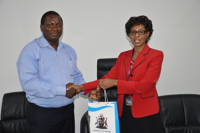 UoN and EAPCC discuss collaboration