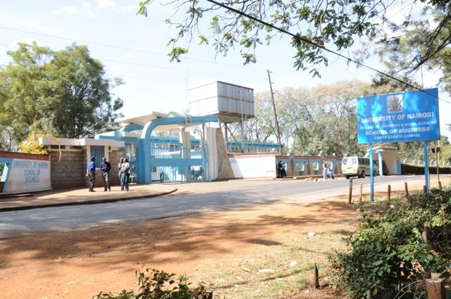 Lower Kabete Campus