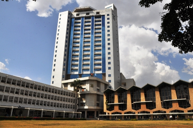University of Nairobi Towers now occupied and put to use